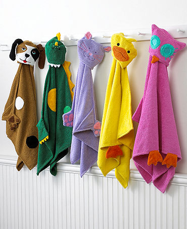 All About The Best Kids Bath Towels